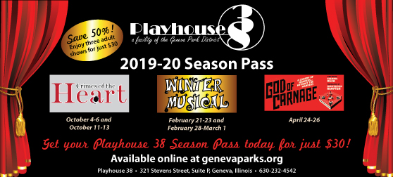 Playhouse 38 Season Pass